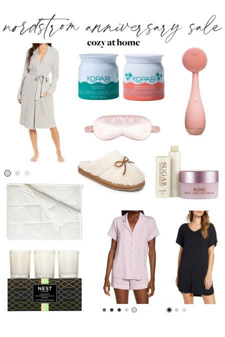 Cozy at home items available on sale via Nordstrom   #LTKhome #LTKunder100 #LTKsalealert