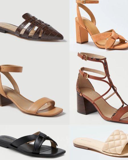 All leather sandals 65% off!! http://liketk.it/3kkI2 #liketkit @liketoknow.it #LTKshoecrush #LTKunder50 #LTKsalealert