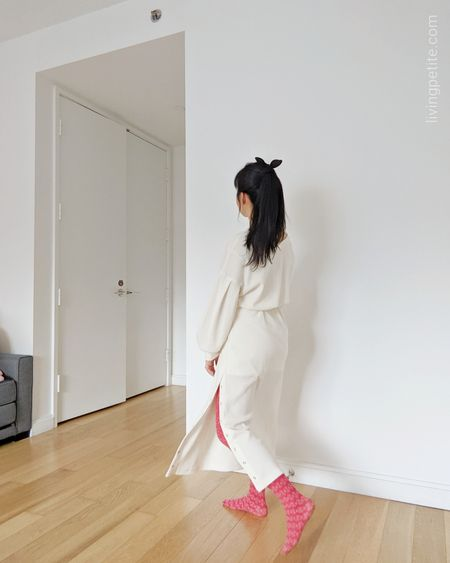 Dresses to lounge in. #loungewear #longsleevedresses #petitefashion #winterloungewear #LTKsalealert #LTKstyletip #LTKunder100 #LTKhome http://liketk.it/34vDx @liketoknow.it #liketkit