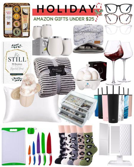 Amazon gifts under $25! Gift ideas. Stocking stuffers. Holiday. Christmas. White elephant. Gift exchange. http://liketk.it/2Zo5u @liketoknow.it #liketkit #LTKunder50 #LTKfamily #LTKsalealert  Teacher gifts.