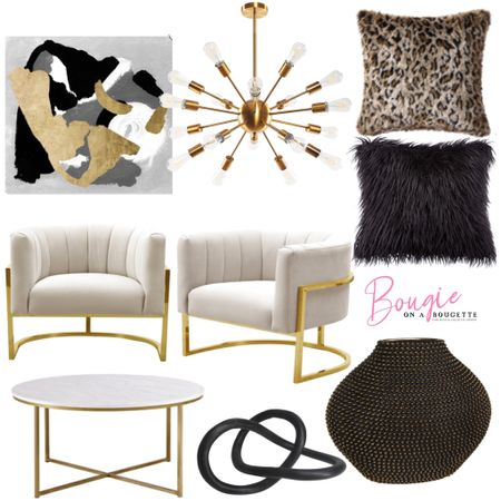 Gold and black inspiration for fall!🖤 @walmart finds.  #ad #walmarthome   #LTKstyletip #LTKfamily #LTKhome