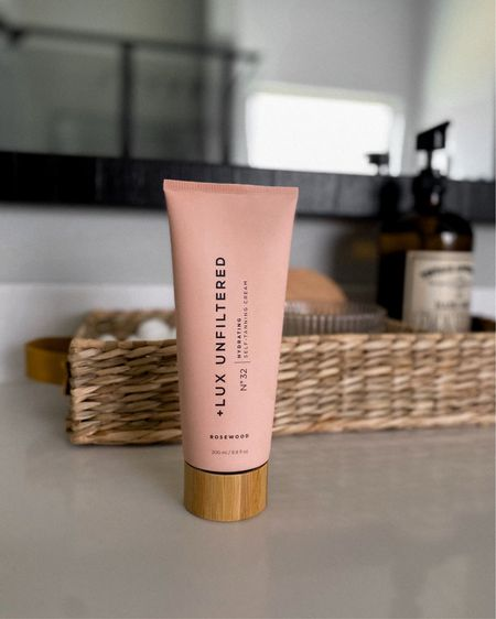 This is finally back in stock! I started using it recently and don't have any complaints. I like that it doesn't give off that typical tanner smell, and the fact that it gives me a little glow... yes please! http://liketk.it/3btDv #liketkit @liketoknow.it #LTKbeauty