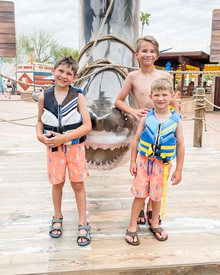 Got our boys (including Kyle) matching swim trunks & we love them!! They look like different colors, but once we got them, they're all exactly the same!! @liketoknow.it #liketkit http://liketk.it/3gc0B #LTKunder50 #LTKkids @liketoknow.it.family You can instantly shop my faves by following me on the LIKEtoKNOW.it shopping app #LTKmens