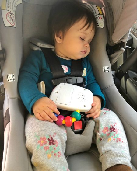 Thank you @babyeinstein for making our car drive peaceful! Why didn't I think of giving her this toy earlier 🤔🙏🏻🙏🏻  http://liketk.it/2FZeo #liketkit @liketoknow.it #LTKbaby #LTKfamily #LTKunder50 #BEcurious #babyeinstein #cardrive #babyonboard #babygirl #firsttimemom #chloeisabella #founditonamazon