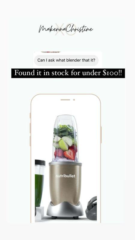 Blender for under $100!!
