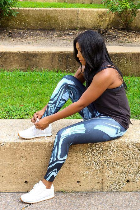 Activewear from #nsale with @spanx! Love this set!   #LTKstyletip #LTKfit #LTKunder100