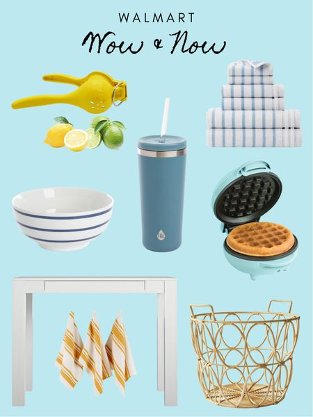 I found the cutest back to school college home finds in Walmart's new Wow & Now section!   #LTKstyletip #LTKhome #LTKunder50