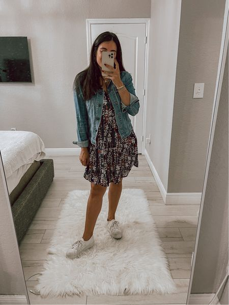 Perfect fall dress to dress up or down!   #LTKSeasonal #LTKstyletip #LTKunder50