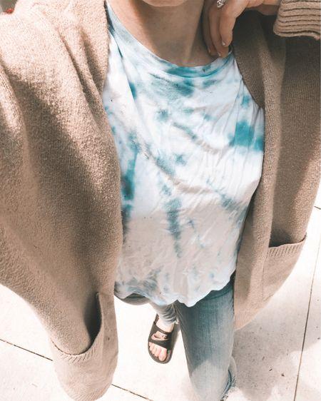 Catch me in tie dye t shirts all summer long! http://liketk.it/3gyo0 #liketkit @liketoknow.it #LTKDay #LTKstyletip #LTKunder50