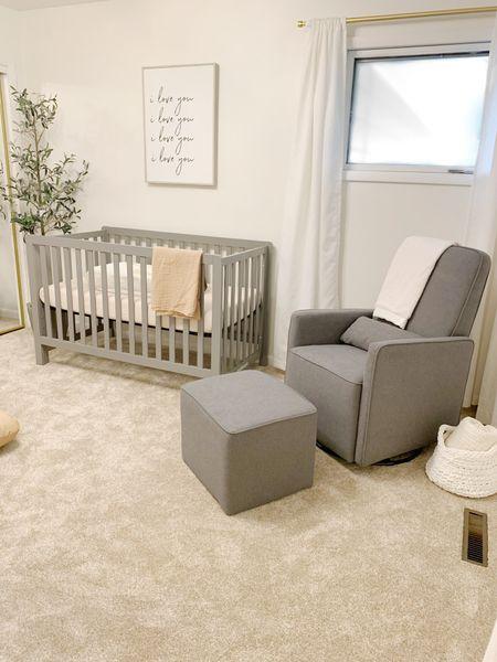Nursery design http://liketk.it/3g6rF #liketkit @liketoknow.it #LTKbaby #LTKhome #LTKkids @liketoknow.it.home