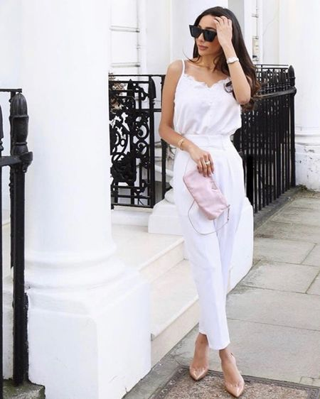 http://liketk.it/2AM5I #liketkit @liketoknow.it set for UK spring and UK summer in my white two piece