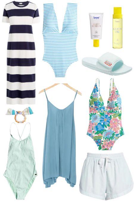 Summer beach style http://liketk.it/3fRXU #liketkit @liketoknow.it #LTKswim #LTKunder100 #LTKtravel