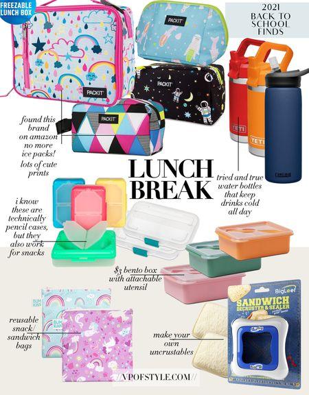 Back to school lunch finds   #LTKhome #LTKfamily #LTKkids