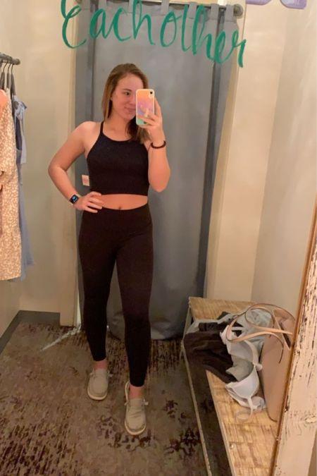 The cutest comfiest activewear! The top is also on SALE! Get it before it's gone! @liketoknow.it @liketoknow.it.home @liketoknow.it.family http://liketk.it/3eHwg   #liketkit #LTKfit #LTKstyletip #LTKsalealert