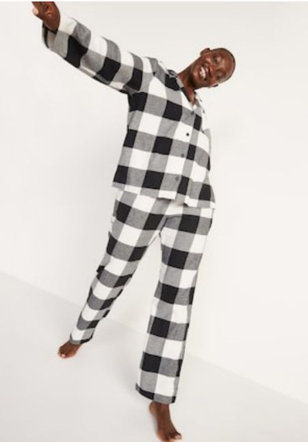 Flannel Pajama Set Under $40  #LTKunder50 #LTKstyletip #LTKhome
