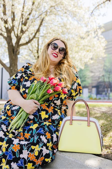 Think, travel, celebrate, charm, decorate, dress, live – colorfully. - Kate Spade ♠️   If you could only wear one color for the rest of your life what color would you pick?!    http://liketk.it/3dQk6 #liketkit @liketoknow.it #LTKbeauty #LTKcurves #LTKstyletip