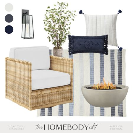 The perfect outdoor patio set for entertaining and chilling out this summer!   #LTKfamily #LTKhome #LTKSeasonal