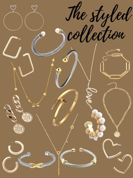Love me some great jewelry pieces that are amazing quality yet affordable and can complete a cute fall outfit! Most of these on sale under $35 come in silver, gold or rose gold!    #LTKDay http://liketk.it/2Ww4X #liketkit @liketoknow.it #LTKsalealert #LTKunder50
