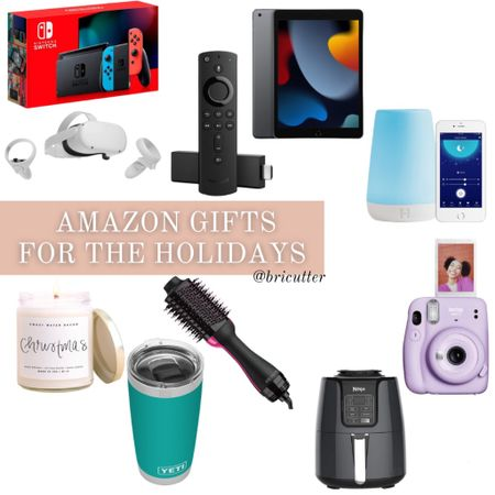 Start knocking out your holiday shopping list with these Amazon Gifts!   #LTKHoliday #LTKunder100 #LTKGiftGuide