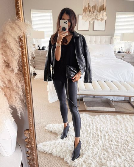 Size small jacket. I'm wearing, size small spanx leggings- order 1 size up, I'm just shy of 5'7 for reference Nordstrom anniversary sale, Nsale, Nordstrom, fall outfit, StylinbyAylin #liketkit http://liketk.it/3kGNh  @liketoknow.it