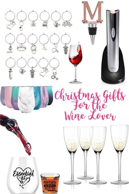 Christmas Gifts for the Wine Lover 🍷🍷  #liketkit #LTKunder50 #LTKxmas @liketoknow.it.home @liketoknow.it #LTKhome http://liketk.it/31yxQ