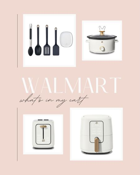 Remodeling our kitchen has me me on the hunt for all the things! These Walmart small appliances are so dang cute!   #walmarthome #walmarthomedecor #ltkunder50 #ltkunder100  #LTKhome #LTKGiftGuide #LTKHoliday