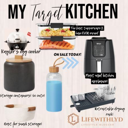 My TARGET kitchen must haves! I can promise you now, if you don't have an air fryer, you NEED one. & now is  your chance to catch the sale!   #liketkit @liketoknow.it http://liketk.it/37YWF
