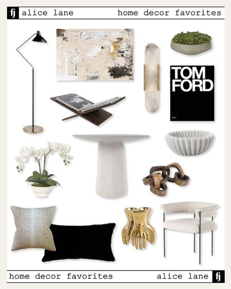 Loving all these perfect home decor pieces from Alice Lane. Shop now during their Very Best Sale to get 20% off! Use code ITSTHEVBS at checkout. #homedecor #livingroom #falldecor #homeoffice #entrywaydecor  #LTKsalealert #LTKunder100 #LTKhome