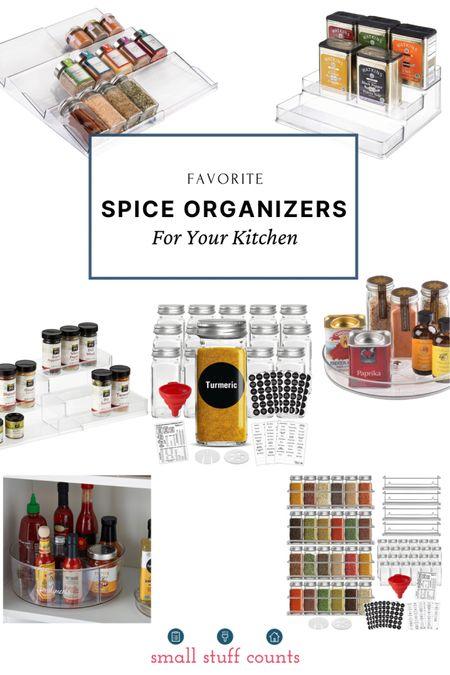 Favorite spice organizers!  #LTKhome