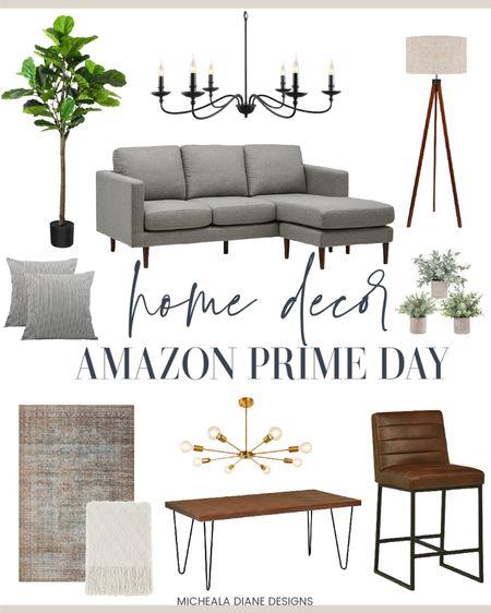 Amazon Prime Day 2021 Home Decor picks. Amazon Furniture, lighting, plants and decor. Amazon Prime Day Home Decor  http://liketk.it/3i3K2 #liketkit @liketoknow.it #LTKhome #LTKsalealert @liketoknow.it.home