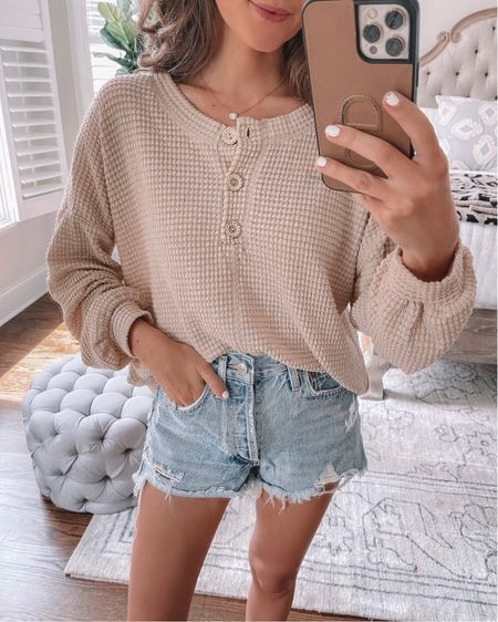 It's the last day to stock up on cozy tops like these one! Pink Lily is offering 25% off plus free shipping on orders of $100 or more for #LTKSale  #LTKunder50 #LTKsalealert #LTKSale