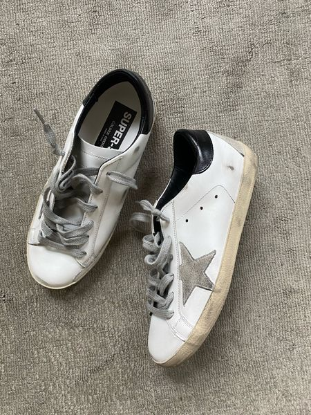 Golden goose sneakers, white sneakers gifts for her, mom gifts,   #LTKHoliday #LTKGiftGuide