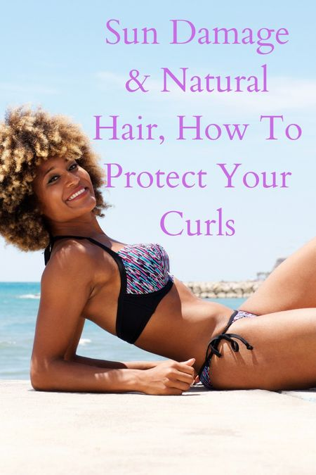 New post on the blog! SUN DAMAGE & NATURAL HAIR, HOW TO PROTECT YOUR CURLS. Link in bio and here: https://wp.me/p9kCcl-hS   Sun damage is real and it does create problems for melanin men and women despite what many of us have been raised to believe. Healthy living is always the right way to care for our bodies AND our hair so here are some tips to take when out in the sun and to fix sun damage to your tresses.    Check out these hair and scalp sun protectant products.    #sunscreen #summerhaircare #haircare #scalp #hairprotectant #sundamage #naturalhair #haircareproduct #etsy #amazon #sephora #ulta