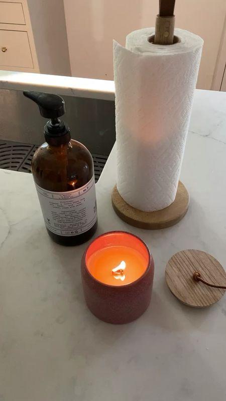 Best fall candle!   #LTKhome #LTKunder50 #LTKHoliday