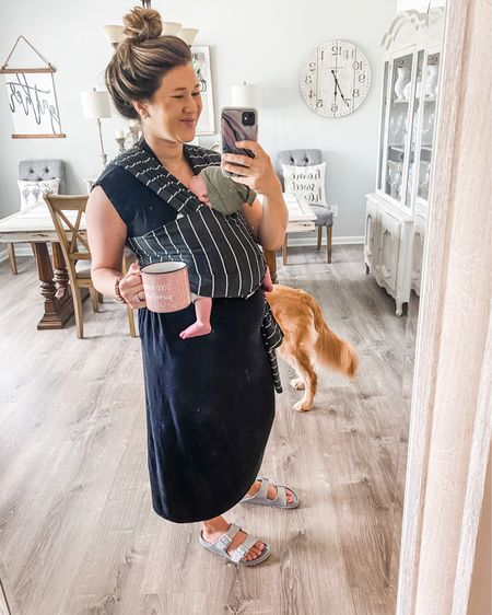Solly Baby carrier. Baby wrap. Magnolia stripe baby carrier. Wrap carrier. Baby essentials http://liketk.it/3k183 #liketkit @liketoknow.it #LTKbaby #LTKfamily #LTKstyletip @liketoknow.it.family Shop your screenshot of this pic with the LIKEtoKNOW.it shopping app