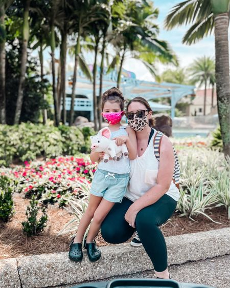 Theme park day mommy and me, the best Amazon black leggings in 7/8 length, wearing an XL http://liketk.it/3bkHs #liketkit @liketoknow.it @liketoknow.it.family #LTKkids #LTKfamily #LTKunder50