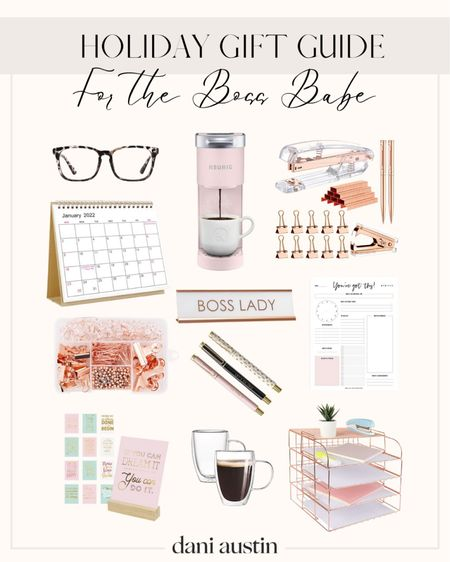 Holiday Gift Guide for the boss babe  #LTKGiftGuide #LTKHoliday