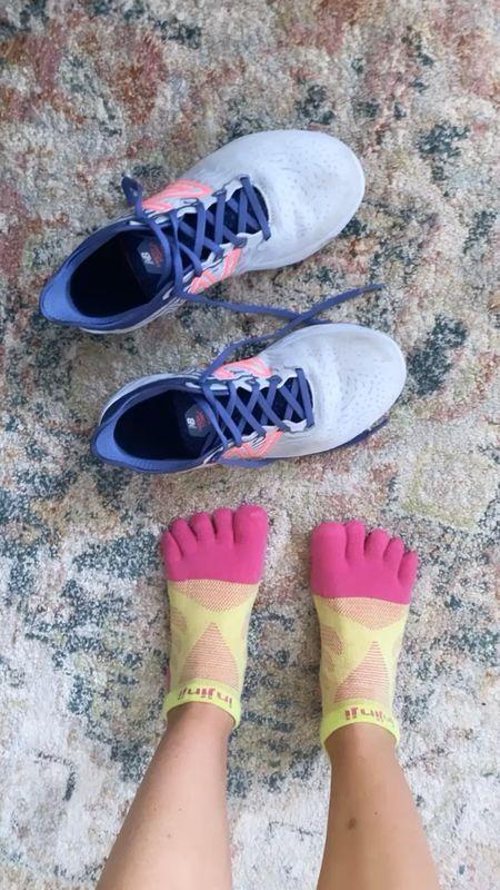 These are my current favorite running socks!   #LTKshoecrush #LTKSeasonal #LTKstyletip