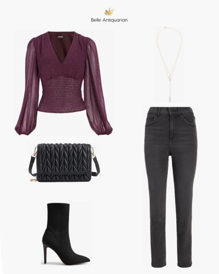 Perfect look for a cooler weather date night! Or throw a sweater or blazer on for the office.  #LTKstyletip #LTKworkwear #LTKunder100