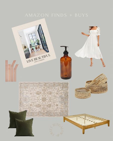 My recent amazon finds + buys   #LTKhome #LTKunder100