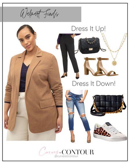 Walmart Plus Size Fashion   #LTKstyletip #LTKunder50 #LTKcurves