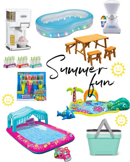 summer outdoor fun for kids and family @liketoknow.it #liketkit http://liketk.it/3h5Ux #LTKhome #LTKfamily #LTKkids