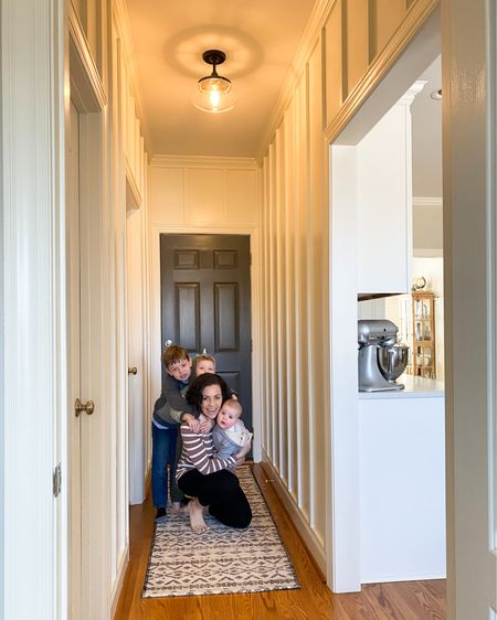 """Pulled out all the ninja moves to tackle this project with our busy boys home, but it's done and their reaction for the reveal was worth it. """"Woah. Wow, this looks so good mom!"""" http://liketk.it/37vht #liketkit @liketoknow.it"""