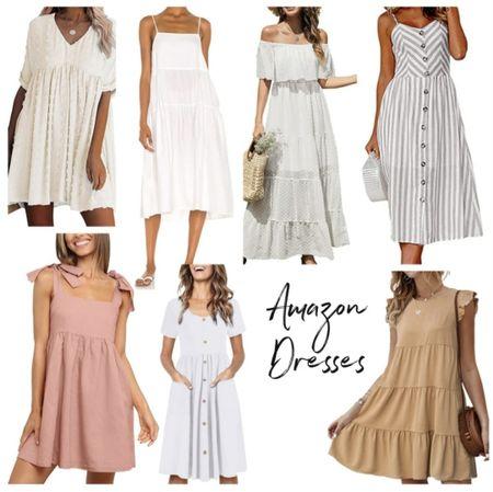 Amazon Dress, Amazon fashion, Amazon find, Amazon Summer   @liketoknow.it http://liketk.it/3l4AX #liketkit  #LTKunder50 #LTKstyletip