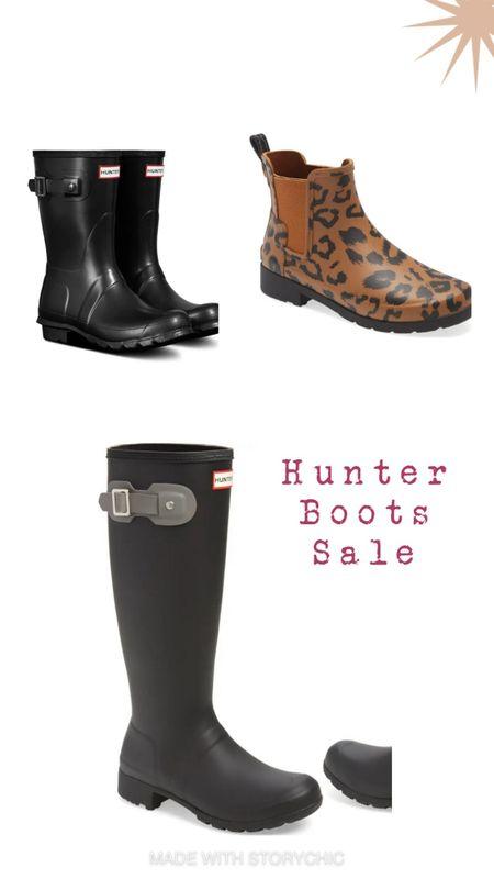 Hunter boots sale http://liketk.it/3nV5h @liketoknow.it #liketkit #LTKshoecrush #LTKunder100 #LTKSeasonal