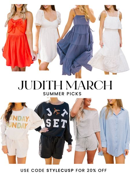 Judith March faves for summer! White dresses, matching sets, summer outfits http://liketk.it/3jfh9 #liketkit @liketoknow.it