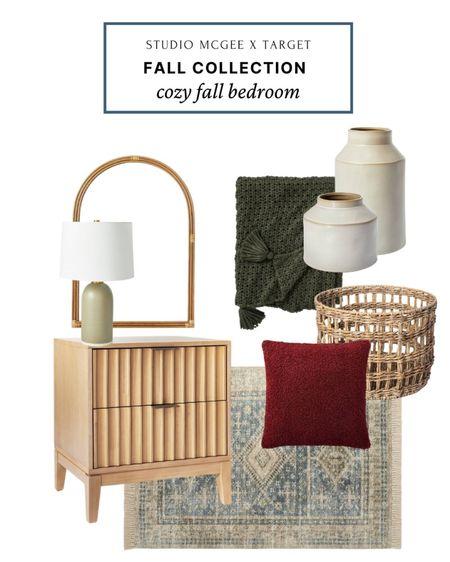 http://liketk.it/3juJE #liketkit @liketoknow.it   Studio McGee x Target fall collection - fall bedroom decor