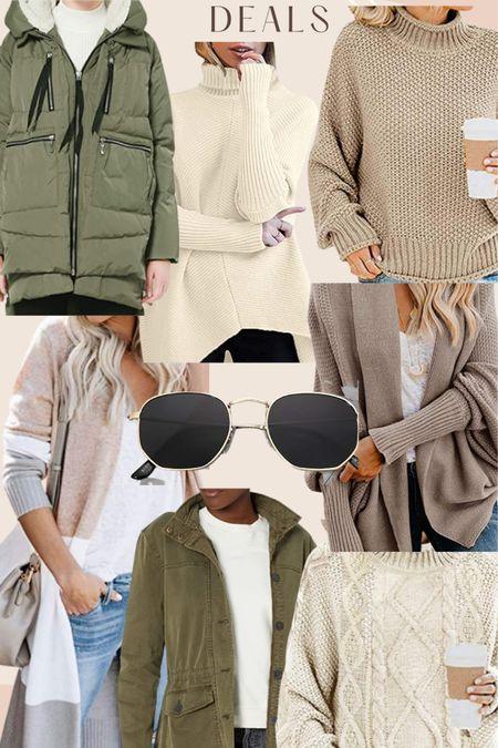 Amazon Prime Day Deals on Amazon sweaters! Amazon finds, Amazon fashion, cardigans, chunky sweaters, Fall outfits @liketoknow.it #liketkit #LTKsalealert #LTKstyletip #LTKunder50 http://liketk.it/3i5cz