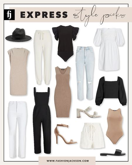 Style picks from Express - all under $100! Wear now and transition into fall. #summerdress #loungewear #fashionjackson #liketkit    #LTKunder50 #LTKunder100 #LTKstyletip @liketoknow.it http://liketk.it/3kNPa