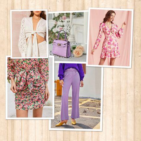 Mini Spring Haul - Shein Style http://liketk.it/2MsoQ #liketkit @liketoknow.it #LTKspring #LTKstyletip #LTKunder50